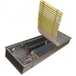 Конвектор встраиваемый в пол с вентилятором КВ.125.303 Eva