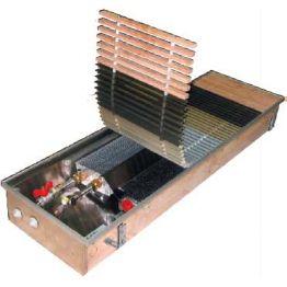 Конвектор встраиваемый в пол с вентилятором КВХ.125.303 Еva