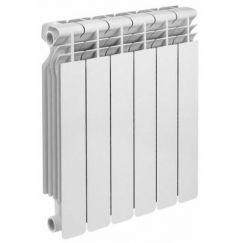 Радиатор биметаллический Viluins 500/80 6 секций
